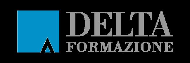 Logo Delta formazione medium